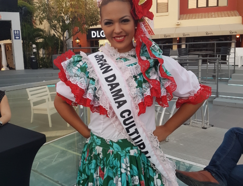Parada Cultural diadomingo 28 di mei 2017 ta sali di La Cabana pa Paseo Herencia.