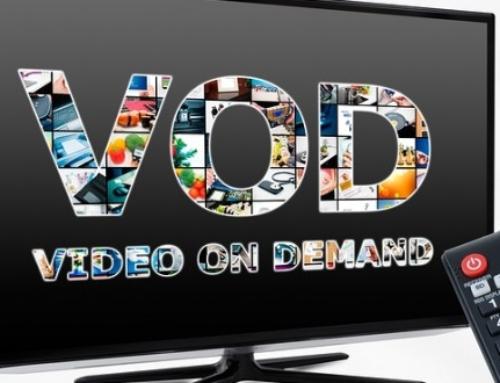 Interupcion di servicio di VOD (Video On Demand)