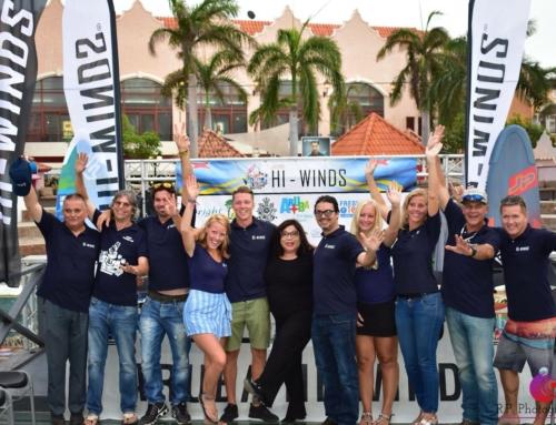 SETAR un sponsor importante pa Aruba Hiwinds 2018