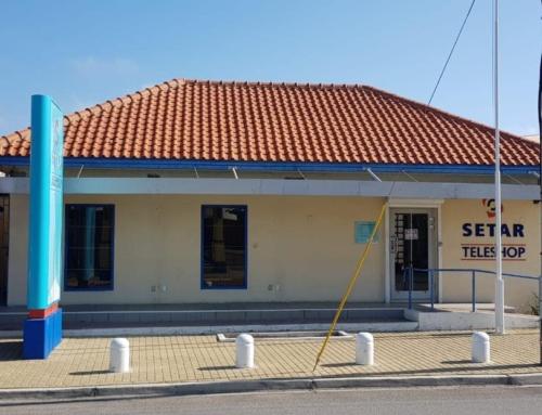 SETAR ta informa cu entrante dia 26 di januari 2019 trabounan di renovacion lo cuminsa na Teleshop San Nicolaas