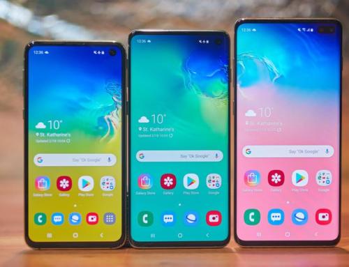 Samsung Galaxy S10e, S10 y S10+ ta obtenibel na SETAR!