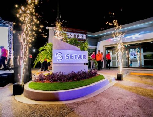 Re-apertura di Teleshop Santa Cruz cu un diseño nobo y moderno