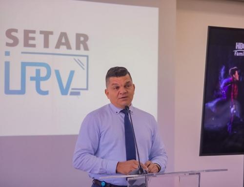 SETAR ta introduci su servicio nobo di IPTV y Wi-Fi mesh